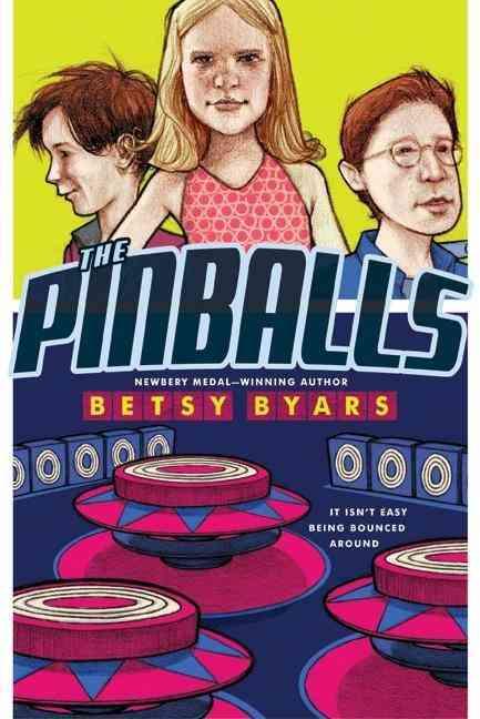 The Pinballs By Byars, Betsy Cromer